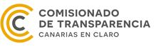Logo Comisionado de Transparencia de Canarias